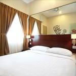 غرفة نوم فندق تيون