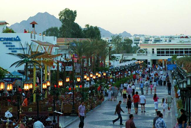 السياحة شرم الشيخ