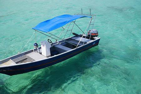 سلانج ـ جزيرة تيومان، ماليزيا