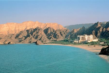البستان الريتز كارلتون سلطنة عمان