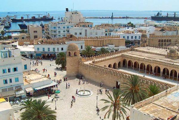 الحي العربي في سوسة، تونس