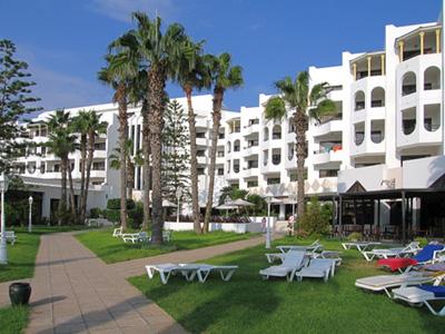 فندق الفراشة في سوسة، تونس