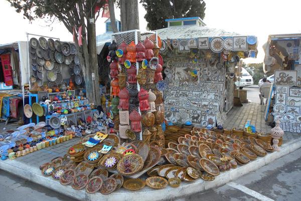 الصناعات التقليدية في سوسة، تونس