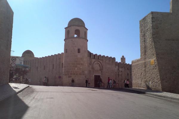 الجامع الكبير في سوسة، تونس