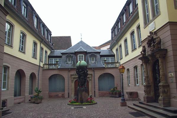 متحف بارتولدي في كولمار