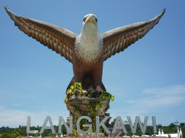 ميدان النسر، لانكاوي ـ ماليزيا