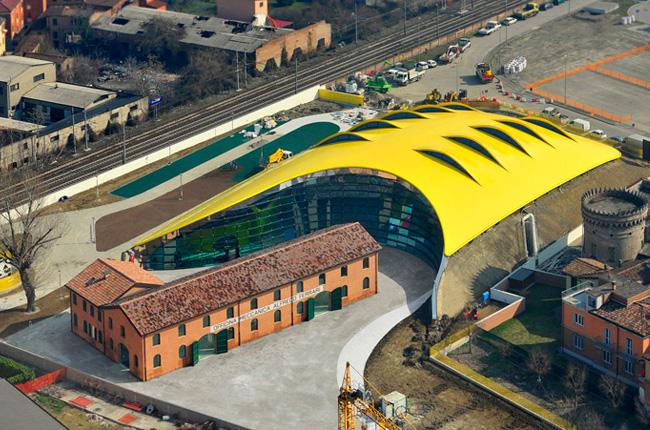 """متحف """"إينزو فيراري""""ـ مودينا، إيطاليا"""