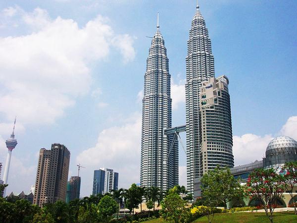 برجا بتروناس، كوالالمبور ـ ماليزيا