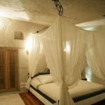 غرفة نوم إحدى الغرف العادية
