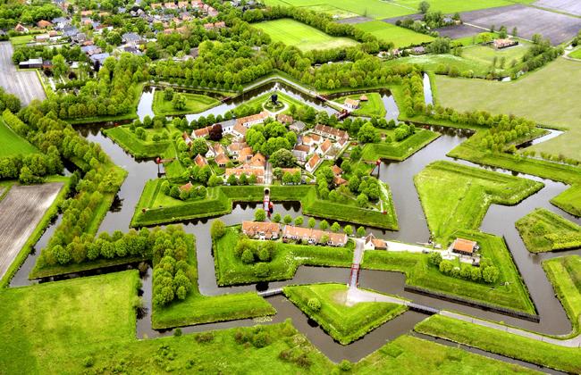 حصن بورتانج، هولندا