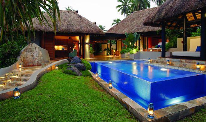 جين ميشيل كوستو في جزر فيجي: أفضل منتجع دولي للأسرة في 2012