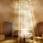 غرفة الساونا التي تعتمد على نظام جديد