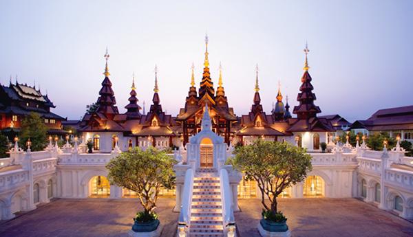 منتجع ماندارين أورينتال دهارا: ملاذ مثالي وسط طبيعة تايلاند