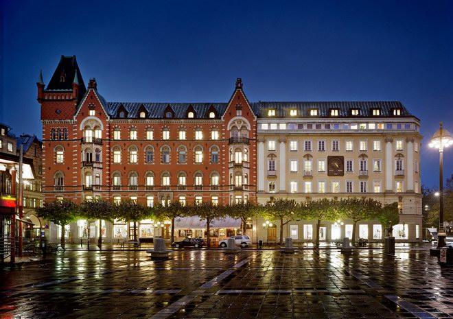 فندق نوبيس: أصالة الماضي وسط ستوكهولم