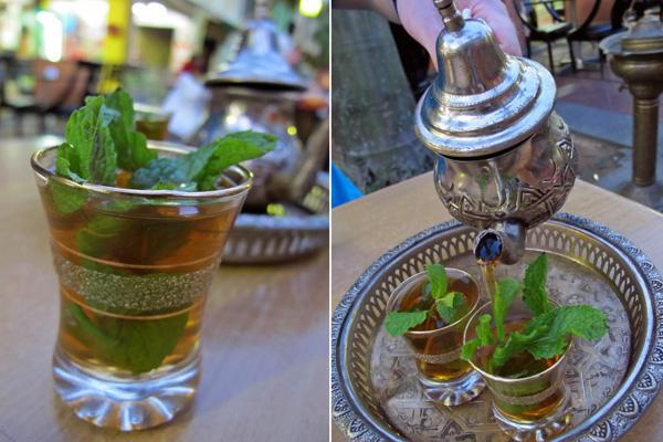 جولة عادات الشاي العالم