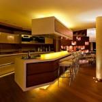 مطبخ في الطابق الثاني