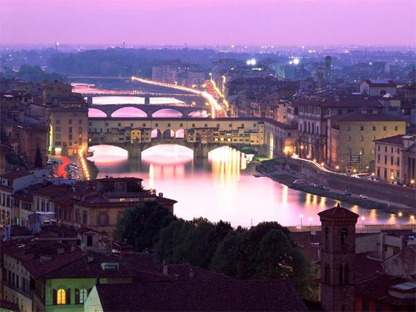 فلورنسا.. مدينة الفن والجمال ومهد الحضارة الأوروبية.