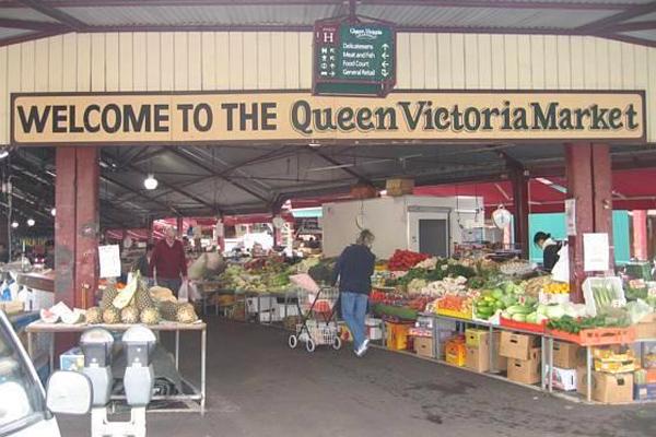 سوق الملكة فيكتوريا في ملبورن: أقدم أسواق نصف الكرة الجنوبي
