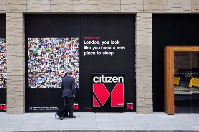 مفهوم التصميم الهولندي يصل إلى لندن بسلسلة فنادق سيتيزين إم