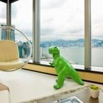 إثبات الهوية الصينية لهونج كونج من خلال هذه التماثيل الفنية