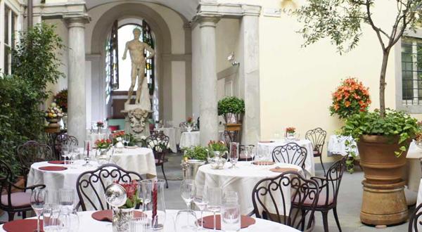 """""""إينوتيكا بنكيوري"""".. أغلى مطاعم """"فلورنسا"""" الإيطاليــة"""