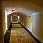المسارات بين الغرف