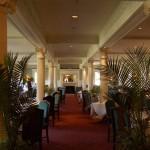 قاعة الطعام الرئيسية في فندق جيكيل
