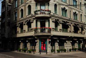 """فندق """"كاراكوي رومز"""" أحد بقايا أمجاد التاريخ التركي"""