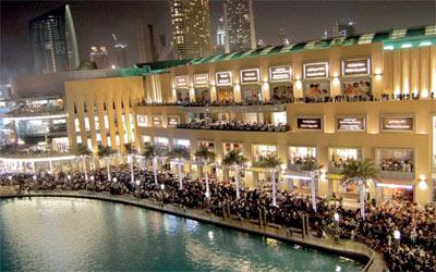 60 مليوناً زوار «دبي مول» في 2012