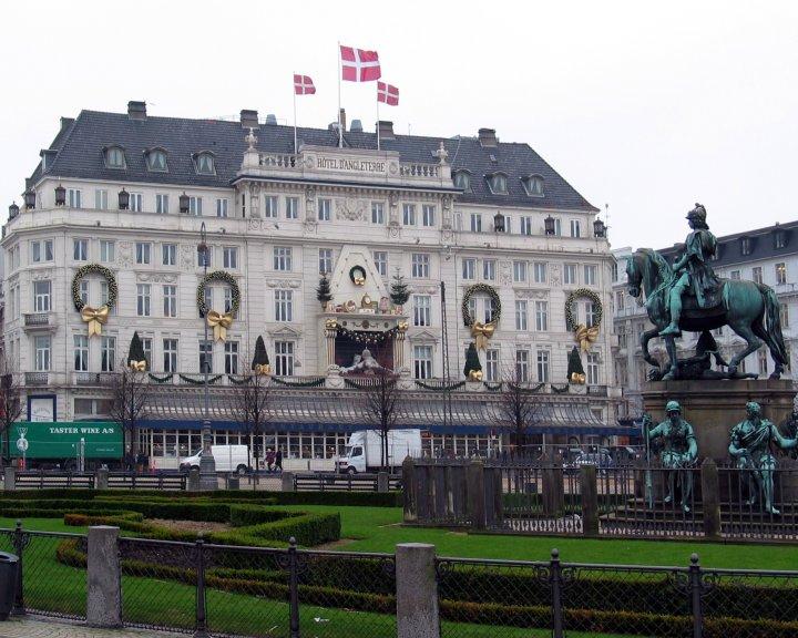 فندق انجلترا من أرقى فنادق الدنمارك صور و معلومات