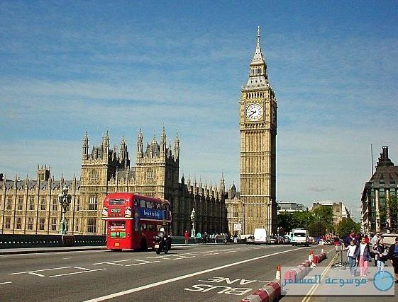 30 مليار دولار إنفاق السياح الأجانب في بريطانيا