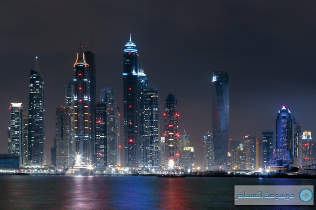 """""""نايت فرانك"""": دبي الـ 7 في تفضيلات أثرياء العالم لعام 2015"""