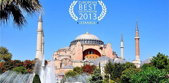 في أشهر مسابقة إلكترونية أوربية.. اسطنبول أفضل الوجهات الأوروبية لعام 2013