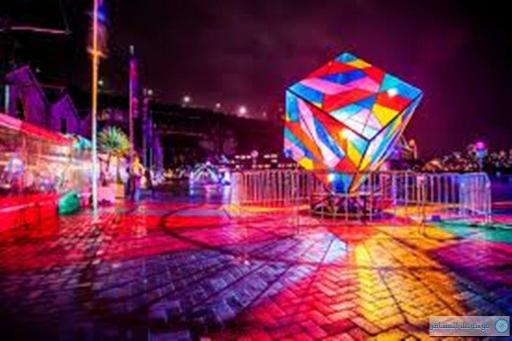"""Vivid Sydney"".. أجمل مهرجانات مدينة سيدني"