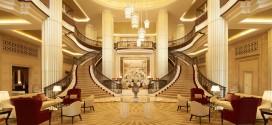 سانت ريجيس أبوظبي،،، فخامة القصور تجتمع في فندق