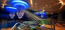 """""""التلغراف"""" تدرج محطات مترو دبي على قائمة أجمل محطات المترو حول العالم"""