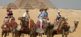 هبوط إيرادات مصر من السياحة 25% في النصف الأول من 2014