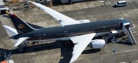 """""""الملكية الأردنية"""" تحتفل باستلام أول طائرة من طراز """"بوينج 787 دريملاينر"""""""