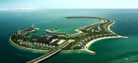 """""""جميرا باي"""" جزيرة ساحرة تولد بهدوء على سواحل دبي"""