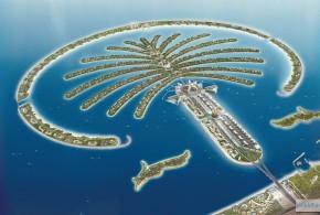 """جزر دبي الاصطناعية تحتفظ بالمراكز الأولى ضمن قوائم """"الأكثر إبهاراً في العالم"""""""
