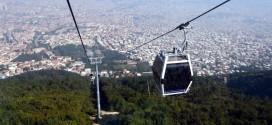 """""""التلفريك السياحى"""" أداة جذب جديدة لزيادة السياح لمدينة بورصة التركية"""