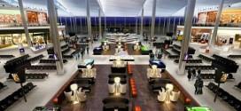 """""""مصر للطيران"""" تشغل أولى رحلاتها من """"مبنى الملكة"""" الجديد بمطار هيثرو"""