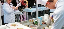 معرض المأكولات الدولي السعودي 2014 يستضيف أفضل الطهاة للتنافس في مسابقة للطهي