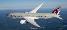 """""""الخطوط القطرية"""" تسيّر أول طائرة بوينج 787 دريملاينر إلى النمسا"""
