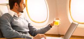 طائرات بلا نوافذ ، واستبدالها بشاشات افتراضية.. نقلة في تجربة السفر جواً
