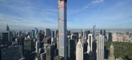 انتهاء أعمال البناء بأعلى مبنى سكني في النصف الغربي من الكرة الأرضية العام القادم