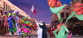 """إختتام فعاليات """"إحتفالات العيد في قطر"""""""
