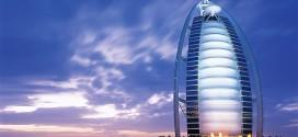 برج العرب دبي يستعد للاحتفال بمرور 15 عاماً على افتتاحه