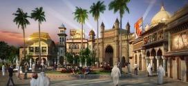 بوليوود باركس دبي الأول من نوعه في العالم (بالصور)