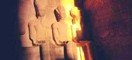 الاستعداد للاحتفال بتعامد الشمس على وجه رمسيس الثاني 22 أكتوبر الجاري